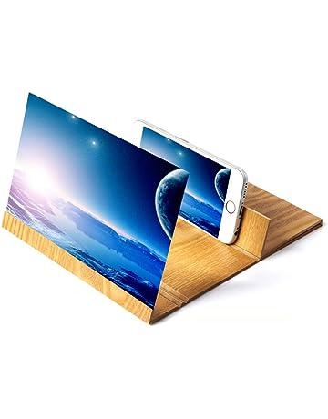 DAMAI Pantalla del Teléfono Móvil Lupa Portátil 3D Tamaño Vídeo De La Película Ampliación del Soporte