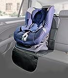 Venture Protector de asiento de coche / mejor protección de vehículos para asientos de coche de bebé y niño / cubierta para asiento de coche protege tapicería del vehículo