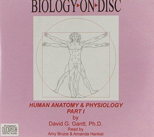 Human Anatomy & Physiology - Part 1 (Biology-on-Disc) by David G. Gantt (2005-07-25)
