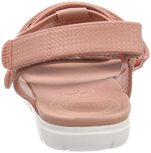 Neoflex dusky Femme Back Fitflop Mix Bout 588 Sandals Rose Pink strap Ouvert SWUR6w