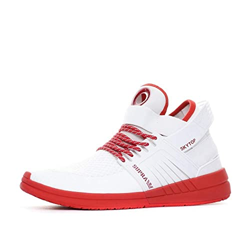c034a5eb5b4 Supra Skytop V Mens Trainers: Amazon.co.uk: Shoes & Bags