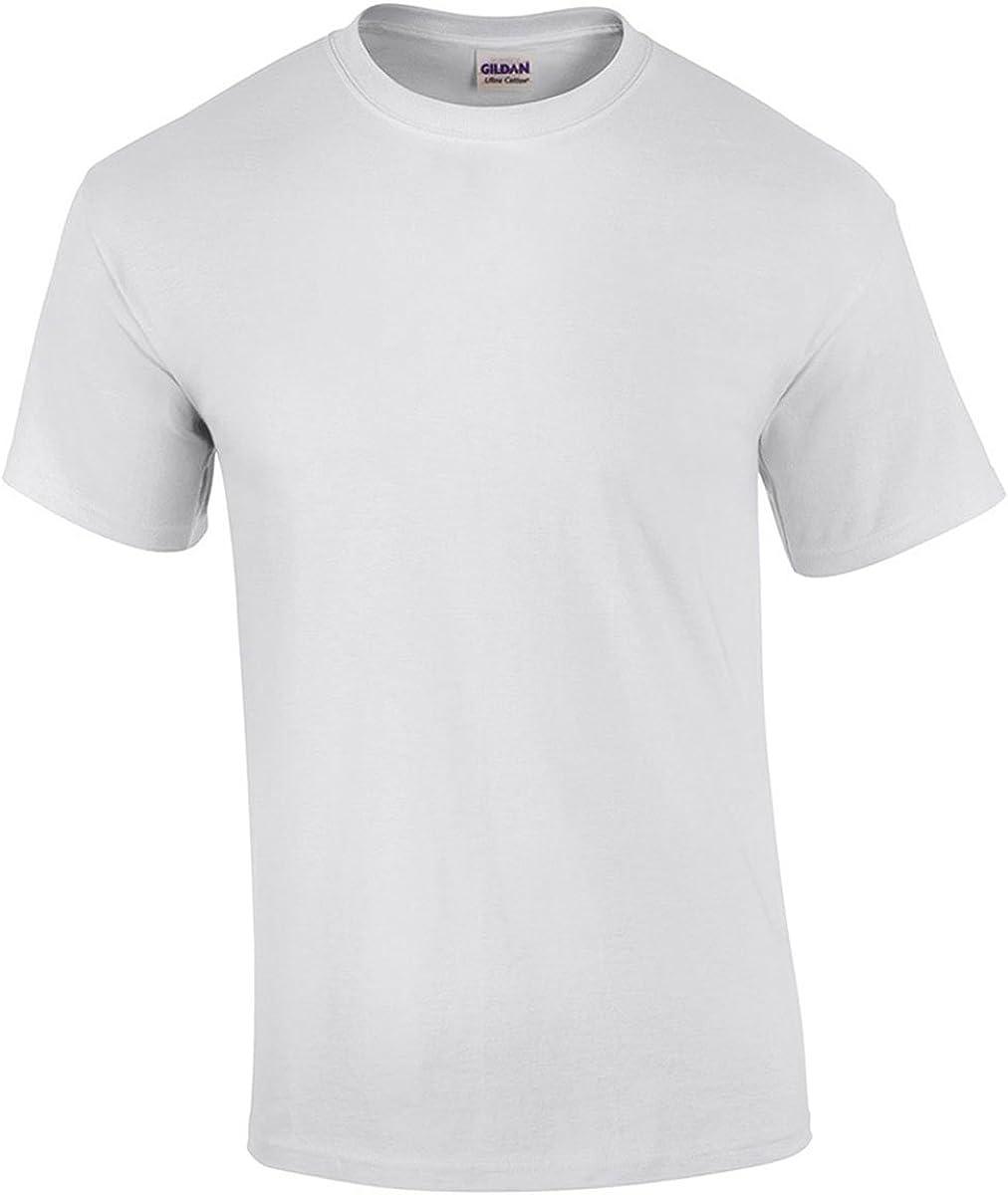 Gildan Mens Heavy CottonTM 5.3 Oz T-Shirt