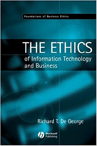 Ethics In Information Technology Ebook