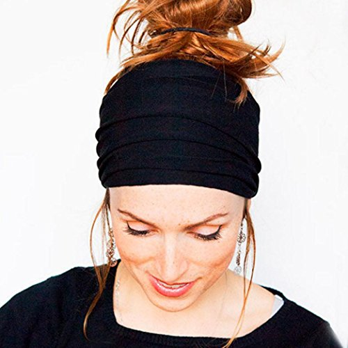 Bestpriceam Elastic Hairband Knotted Headband