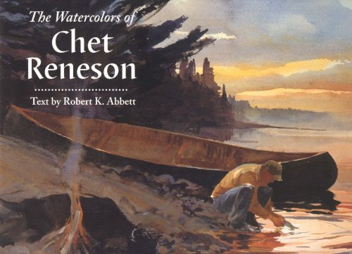 Download By Robert Abbett The Watercolors of Chet Reneson (1st First Edition) [Hardcover] pdf epub