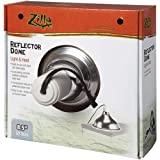 Zilla 11931 8-1/2-Inch Reflector Dome for Upto 150-Watt Bulbs, Silver