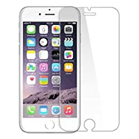 G-Armor iPhone 6 Screen Protector (iPhone 6s Compatible) Ultra Clear 0.3mm Scratch Resistant Tempered Glass Protective Cover Shield