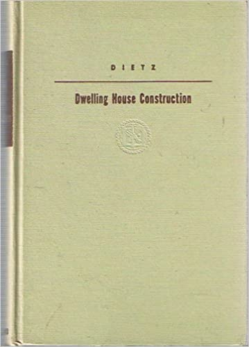 Dwelling House Construction