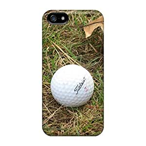 New Premium Flip Cases Covers Titleist Golf Ball Skin Cases For Iphone 5/5s hjbrhga1544