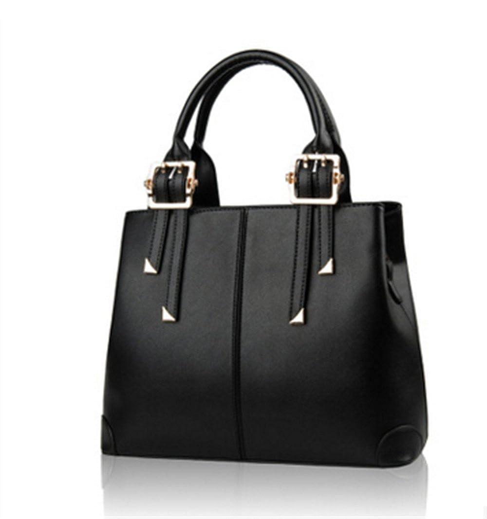 New Faux Leather Grab Ladies Designer Women Shoulder Bag Cross Body Handbag Tote