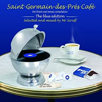 Saint Germain Des Pres Cafe: Blue Edition / Various