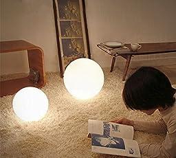 Mr.Go RGB Color-changing LED Globe Light Orb 6\