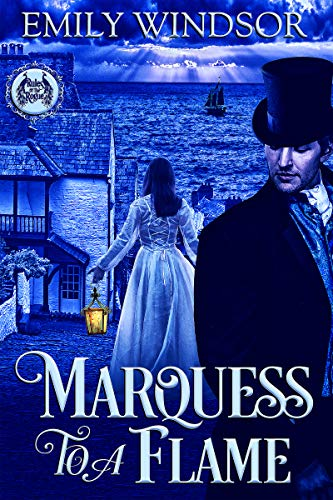 Marquess to a Flame (Rules of the Rogue Book ()