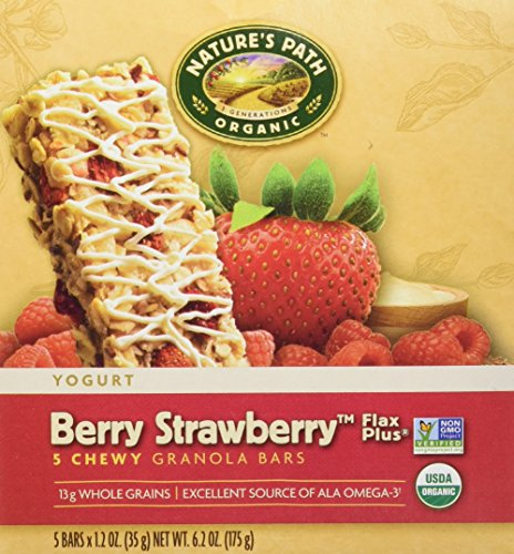 natures-path-organic-chewy-granola-bars-yogurt-berry-strawberry-flax-plus-62-ounce-box-5-count-bars-