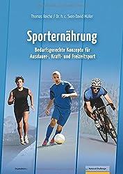 Sporternährung: Bedarfsgerechte Konzepte für Ausdauer-, Kraft- und Freizeitsport