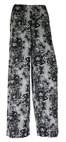 WearAll - Pantalon - Femme multicolore Multicoloured -  multicolore - 52