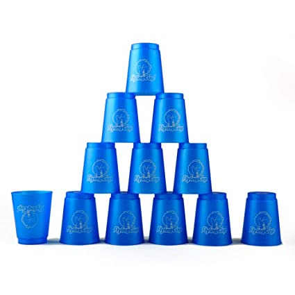 Image result for cup stacking game