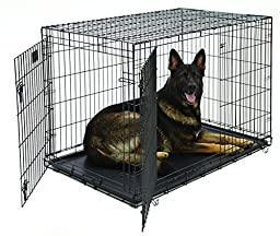 MidWest Life Stages Folding Metal Dog Crate