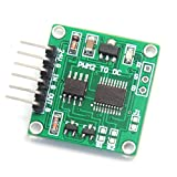 New PWM to Voltage PWM 0-100% to 0-5v 0-10v Linear