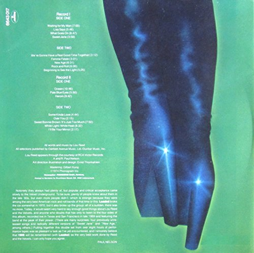 1969: Velvet Underground Live [Vinyl] by  (Image #1)