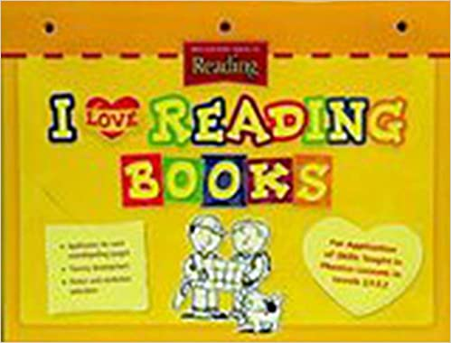 Houghton Mifflin Reading I Love Reading Books