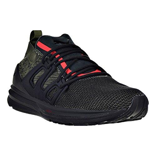 PUMA Select Men's Blaze of Glory Limitless evoKNIT Sneakers, Quiet Shade, 8 D(M) US