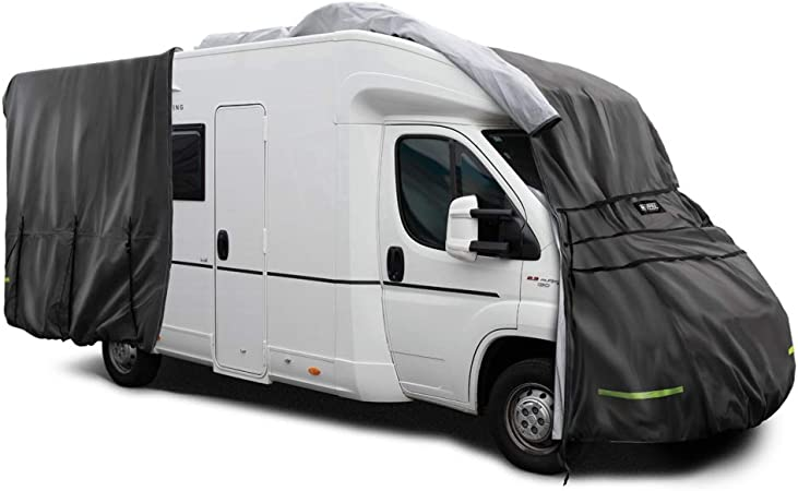 Maypole 9422 Wohnmobilabdeckung Für 5 7 6 1 M Grau Auto