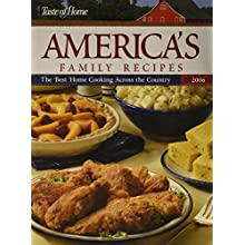 Taste of Home America's Family Recipes 2006 (Hardcover)