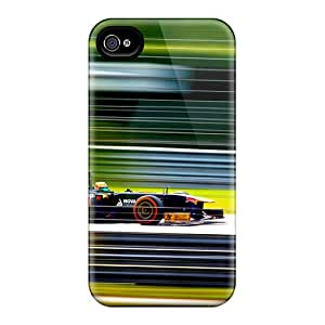 Premium Protection F1malaysian Gr Prix 2013 Case Cover For Iphone 4/4s- Retail Packaging