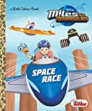Space Race (Disney Junior: Miles From Tomorrowland) (Little Golden Book)
