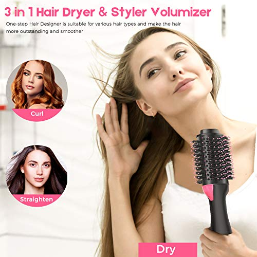 Buy hot air brush for thick curly hair