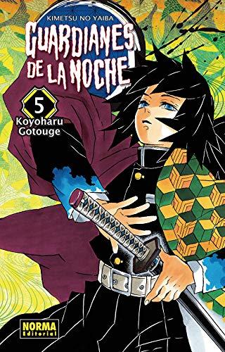 Guardianes De La Noche 5 por Koyoharu Gotouge