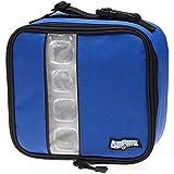 FlexiFreeze Freezable Lunch Box Cooler, ROYAL BLUE