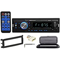 03-06 JEEP WRANGLER TJ Car Digital Media Receiver w/Bluetooth MP3 USB/SD+Guard
