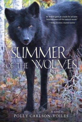 [ Summer of the Wolves By Carlson-Voiles, Polly ( Author ) Paperback 2013 ] - Voile Cover