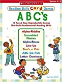 ABC's, Liane Onish, 0439465990