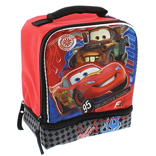 Disney Cars Dual Compartment Lunch Box