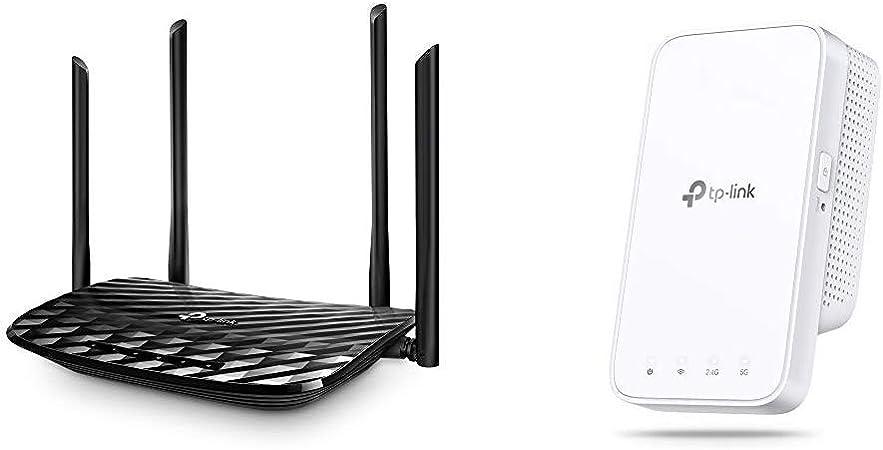 TP-Link - Router inalámbrico Gigabit, WiFi MU-MIMO de Banda ...