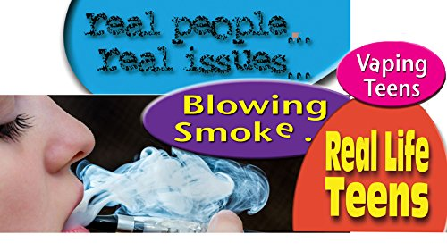 Real Life Teens Blowing Smoke, Vaping Teens & Smoking Addiction