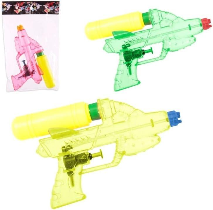 juinsa- Pistola agua 19cm color//modelo surtido 32517