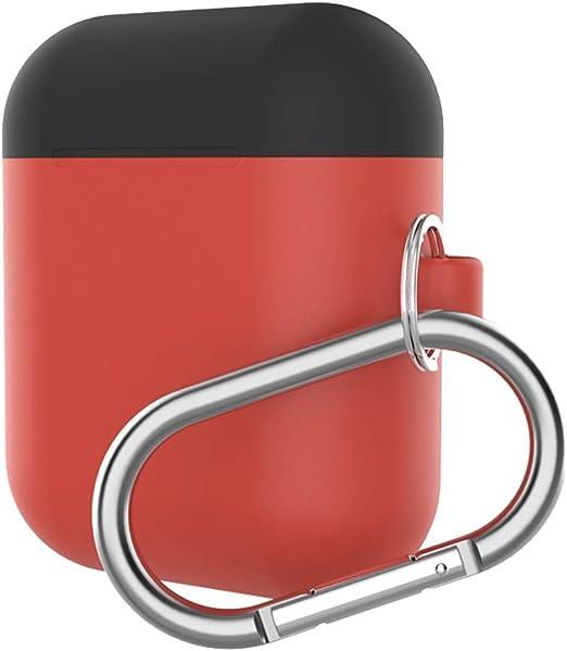 Kanggest.Silicona Funda para Airpods Case Auricular Protective ...