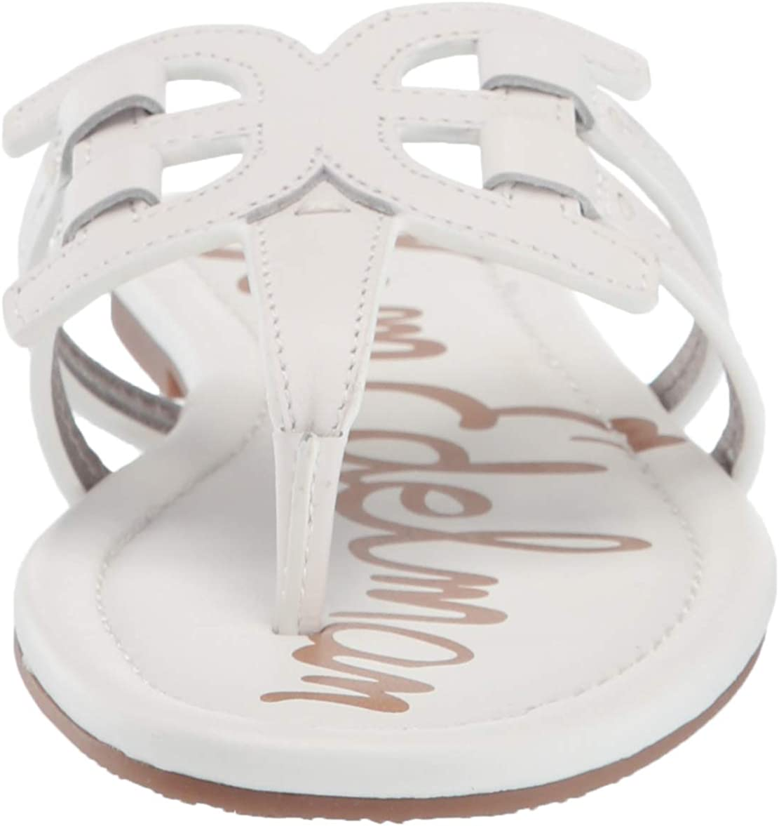 Sam Edelman - Sandales Cara Slide - Pour femme Bright White Leather