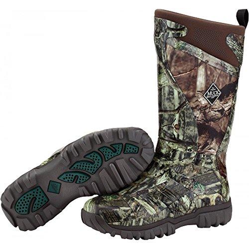Review Muck Boots Men's Pursuit Supreme PSF-INFT,Mossy Oak Infinity,US 13 M