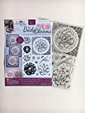 Angela Poole Floral Photopolymer Stamp