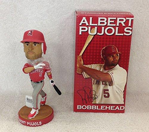 (Bobbleheads Albert Pujols Angels Baseball SGA - 04/17/12)
