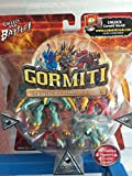 Playmates Gormiti Invincible Lords of Nature 4x