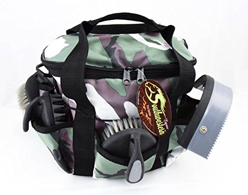 Southwestern Equine Deluxe Grooming Kit - By (Camo Hunter -