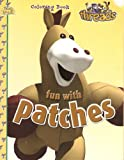 img - for Fun with Patches (Threads Coloring Books) book / textbook / text book