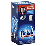 Finish Jet-Dry Solid Rinse Aid, 2.68 oz, 2 Baskets, Dishwasher Rinse Agent & Drying Agent
