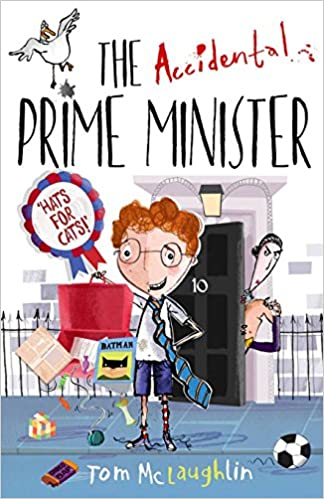 Image result for the accidental prime minister book